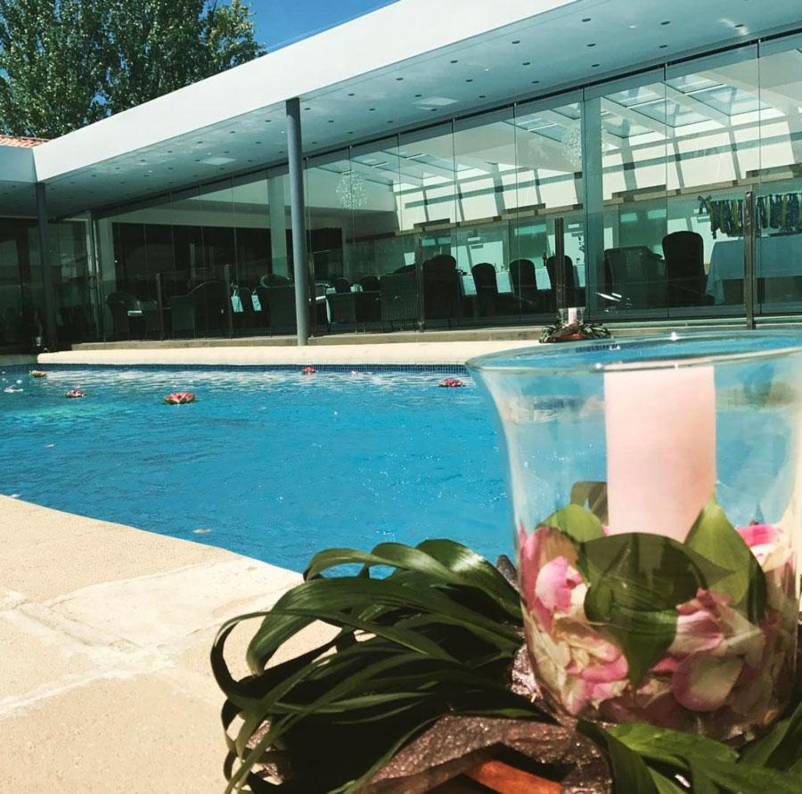 Campo Ramona piscina