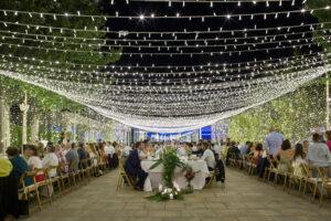 Una boda de ensueño en Campo Ramona