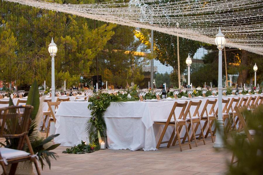 Una boda de ensueño en Campo Ramona 1