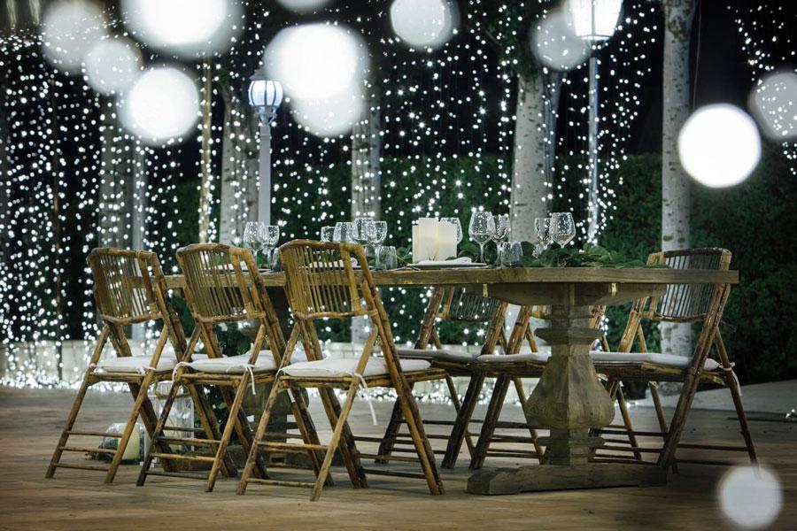 Los invitados de la boda de David y Roció vivieron una noche inolvidable