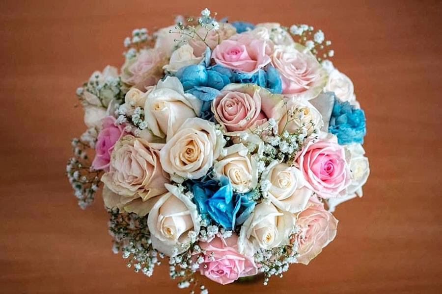 Las flores, protagonistas en esta temporada de Novios 2019 4