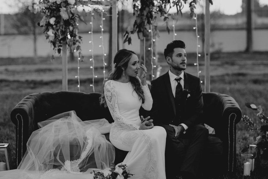 Paula y Héctor: ¡una boda inolvidable en Almansa!