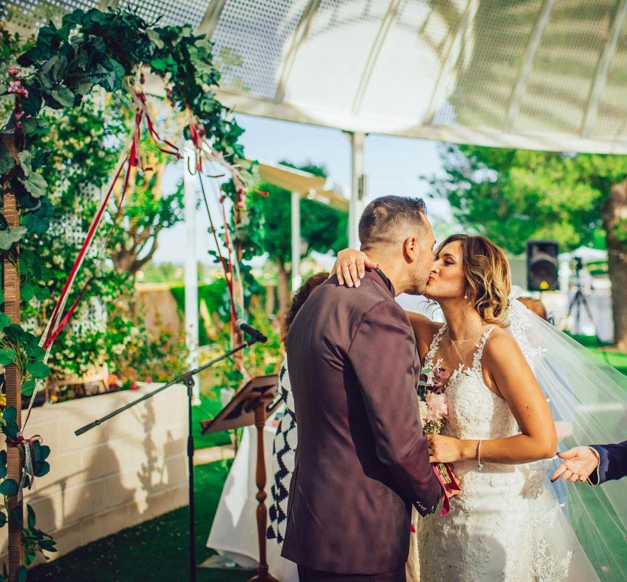 Chelo y Abraham: ¡una boda para recordar en Campo Ramona! 1