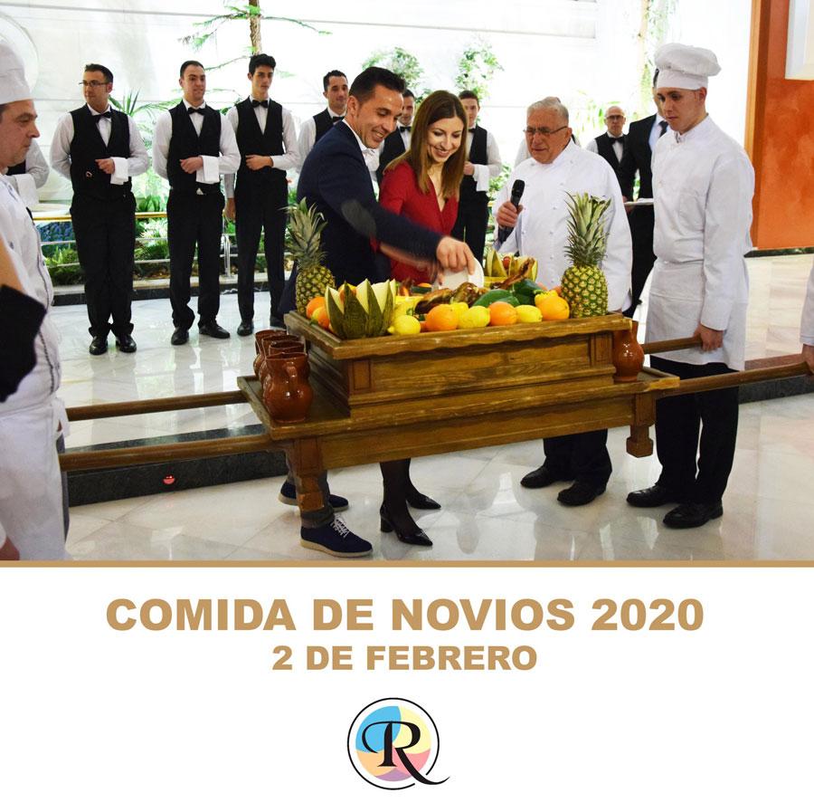 """Salones Ramona celebrará la """"Comida de Novios"""" el 2 de febrero"""